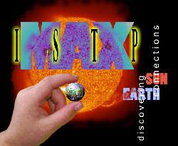 ISTP/Solar Max Logo